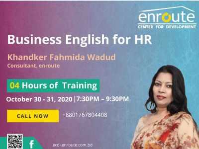 Business English for HR