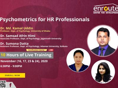 Psychometrics for HR Professionals