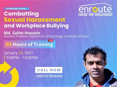 Combatting Sexual Harassment and Workplace Bullying