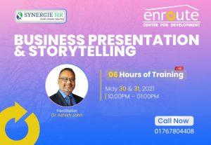 Business Presentation & Storytelling