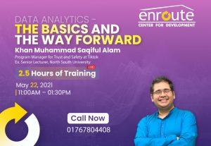 Data Analytics – The Basics and The Way Forward