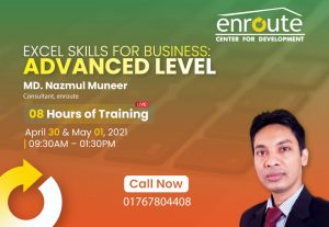 Excel Skills for Business: Advanced Level