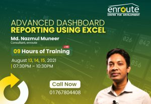 Advance Dashboard Reporting Using Excel