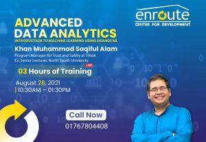Advanced Data Analytics – Introduction to Machine Learning using Orange ML