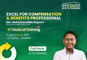 Excel for Compensation & Benefits Professional